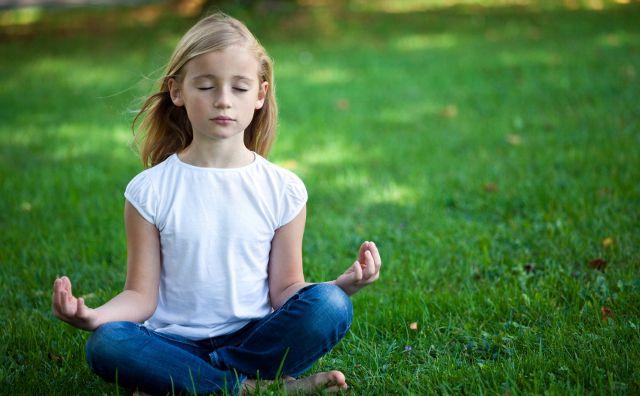 Meditation pour les enfants